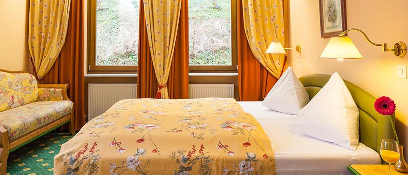 Landhotel St. Georg, Zell am See, Austria - double bedroom example 2.jpg